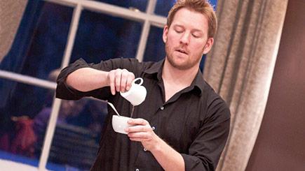 Tea Tasting with Alex Probyn - Master Tea Blender at The Langham Hotel