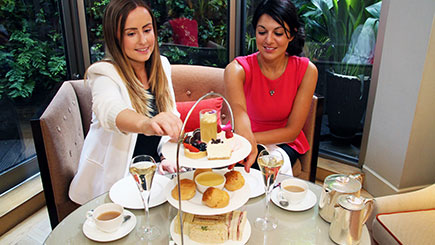 Champagne Afternoon Tea For Two At Chateau La Chaire  Jersey