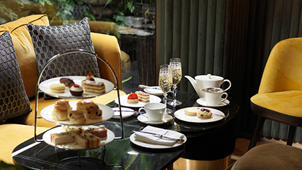 Luxury Afternoon Tea for Two at Galvin at The Athenaeum Hotel