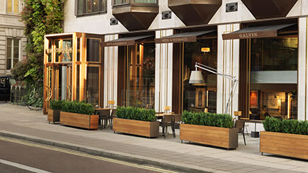 20% off Three-Course Gourmet Meal for Two at The Athenaeum, Mayfair