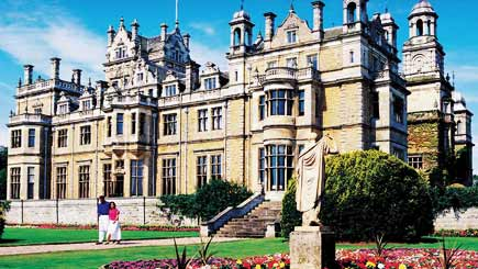 Pamper Spa Day at Thoresby Hall, Nottinghamshire