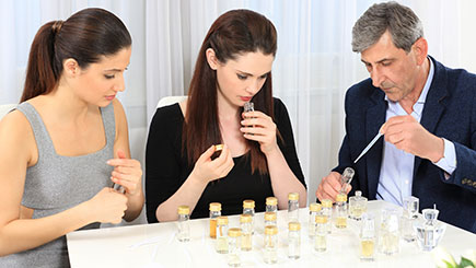 Day with a Perfumer for Two