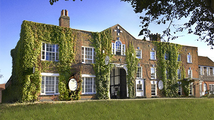 Hotel Escape for Two at The Talbot Ripley, Surrey