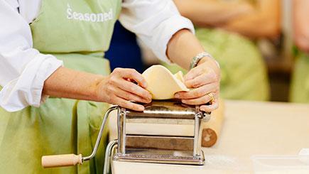 Italian Cookery Course at Seasoned Cookery School