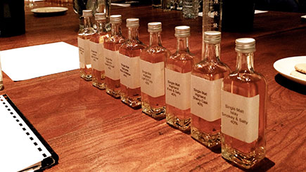 Whisky Blending Masterclass for Two
