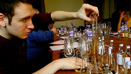 Whisky Masterclass with Lunch for Two in Newcastle