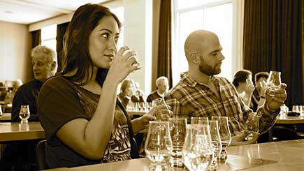 Whisky Masterclass with Lunch for Two in York