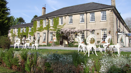 Charming Escape For Two At Ty Newydd Country Hotel  South Glamorgan