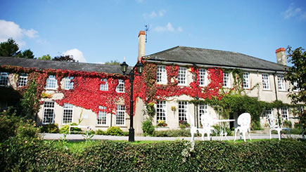 Welsh Afternoon Tea for Two at Ty Newydd Country Hotel
