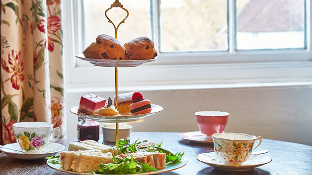 Vintage Sussex Afternoon Tea With Bubbly For Two