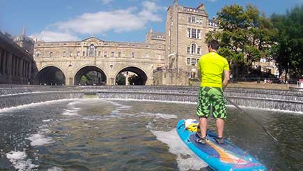 Stand Up Paddleboarding in Bristol