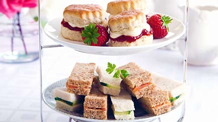 Afternoon Tea for Two at Lion Quays Hotel and Spa