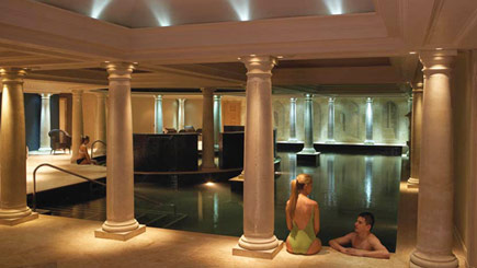 Luxury Spa Day for Two at Alexander House and Utopia Spa