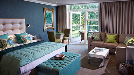 Luxury Garden Suite Break for Two at Alexander House and Spa