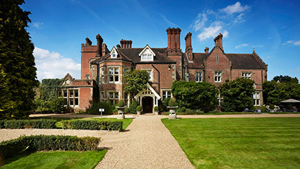 Twilight Pamper Treat for Two at Alexander House and Utopia Spa, West Sussex