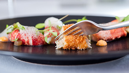 Special Occasion Tasting Menu for Two
