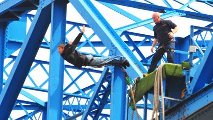 Bridge Bungee Jumping