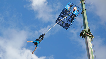 300ft Bungee Jumping Photo 1
