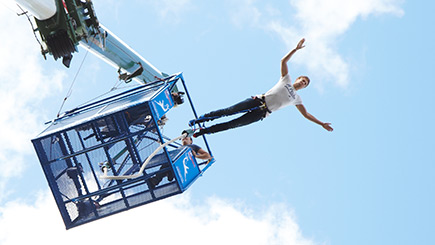 The Bungee Jump Double Photo 1