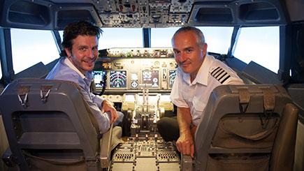 90 Minute Flight Simulator Experience In Northamptonshire