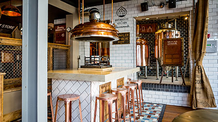 Brewery Day at Brewhouse and Kitchen, Bournemouth