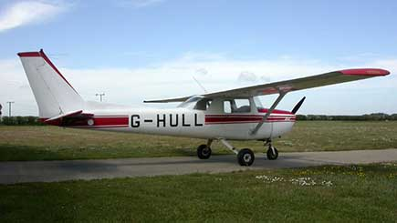 30 Minute Light Aircraft Flight In Northumberland