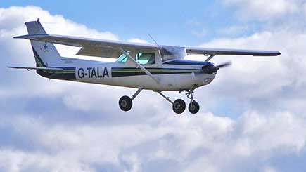 30 Minute Motion Cessna Simulator Flight In Bristol