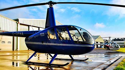 Triple Helicopter Flight Experience in Gloucestershire