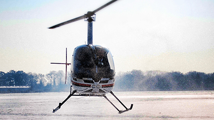15 Minute Helicopter Flight with Lunch in Buckinghamshire