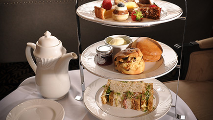 Afternoon Tea for Two at The Vermont Hotel, Tyne & Wear
