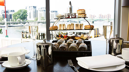 Sparkling Afternoon Tea for Two at Crowne Plaza London, Battersea