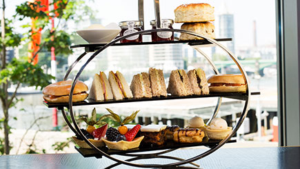 Afternoon Tea for Two at Crowne Plaza London, Battersea