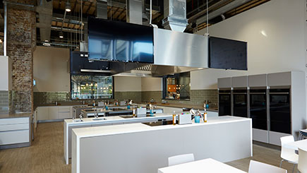 Full Day Cookery Course at Waitrose King's Cross Cookery School