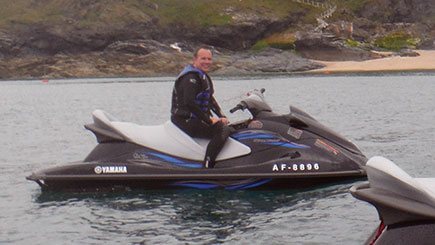 Jet Skiing Taster in Newquay, Cornwall