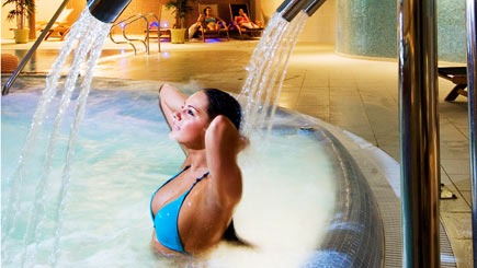 Spa Day at Wildmoor Spa, Warwickshire