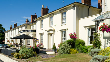 Hotel Escape for Two at BEST WESTERN Grosvenor Hotel