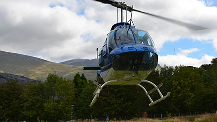 25 Mile Helicopter Tour Of Snowdonia