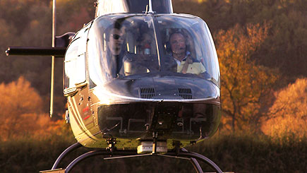 25 Mile Helicopter Tour of the Welsh Marches