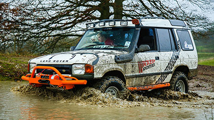 34% off 4x4 Off-Road Driving in Shropshire
