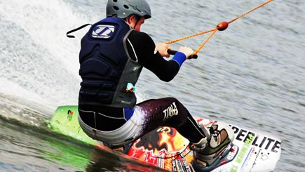 Introduction to Wakeboarding in Buckinghamshire
