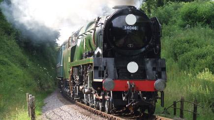 Family Steam Railway Trip