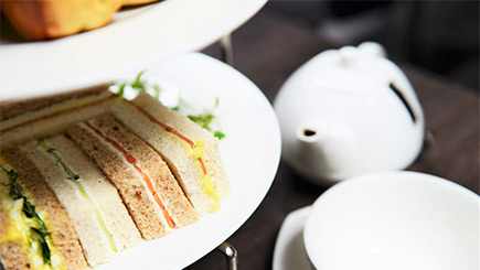 Traditional Afternoon Tea for Two at The Savannah