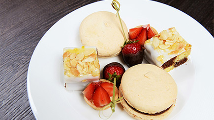 Champagne Afternoon Tea for Two at The Savannah