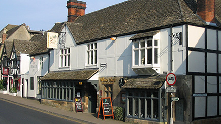 Hotel Escape For Two At The White Hart Inn  Gloucestershire