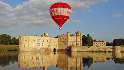 Exclusive Hot Air Balloon Flight for Two
