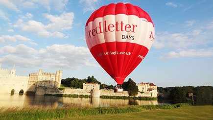 Weekday Sunrise or Sunset Hot Air Balloon Ride for Two