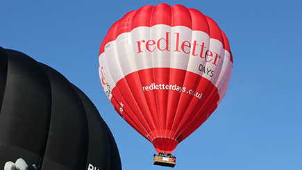 Hot Air Balloon Ride Anytime in South East England and East Anglia
