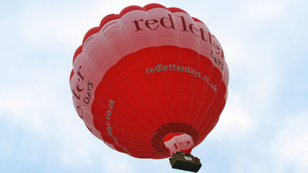 Hot Air Balloon Ride Anytime in South West England and Wales