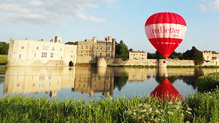 Hot Air Balloon Ride Anytime for Two in South East England and East Anglia