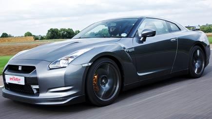 Nissan Gt-r Thrill